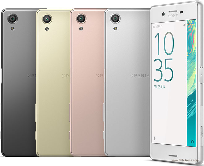 Sony Xperia X F5122 Dual Android 6.0.1 Marshmallow Firmware Flash File