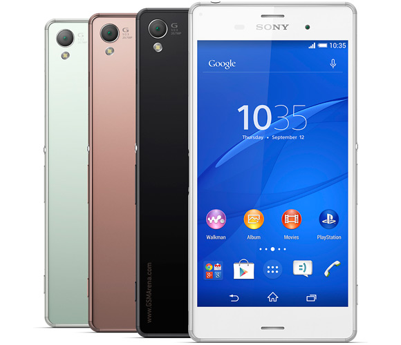 Sony Xperia Z3 D6653 Android 6.0 Marshmallow Firmware Flash File