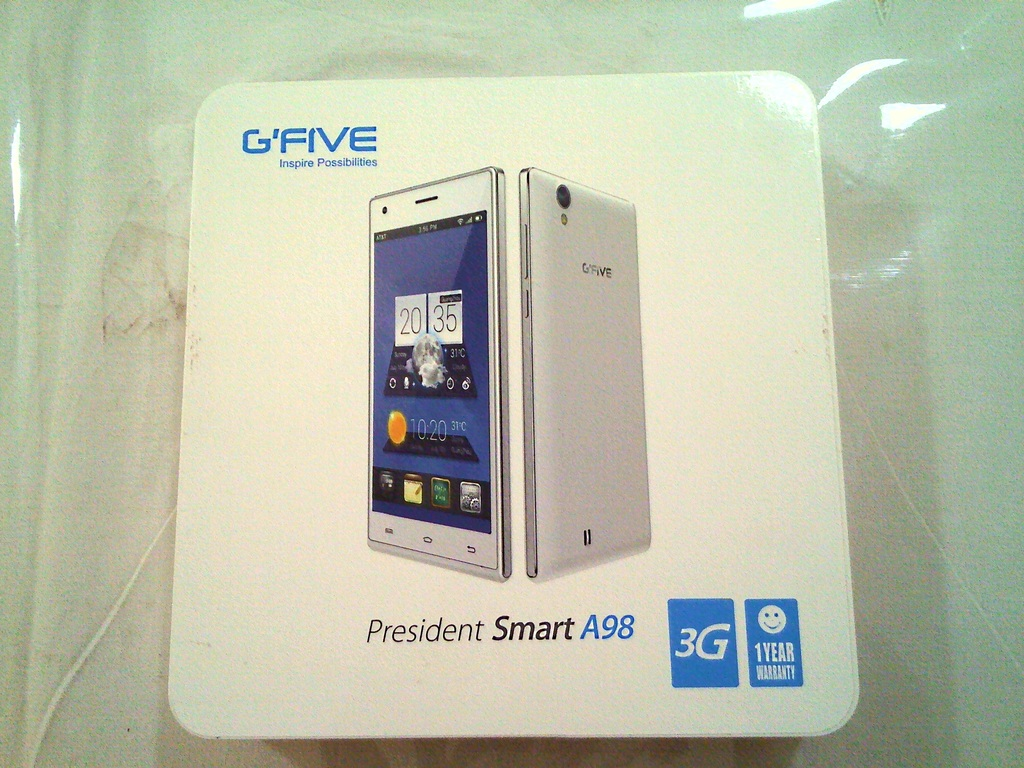 Image result for Gfive President A98 Smart Sc7731 Firmware